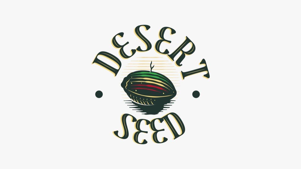 Logo banda Desert Seed