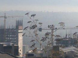 ciudad Tijuana contaminación de aire