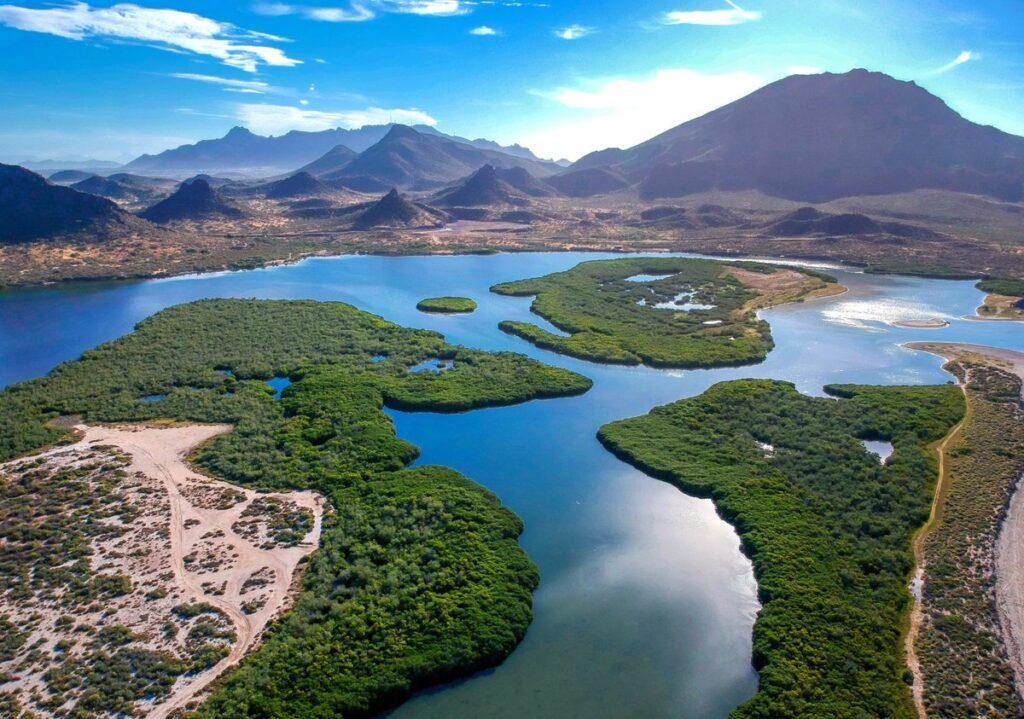 fotografía de Estero El Soldado, área natural protegida de en Sonora