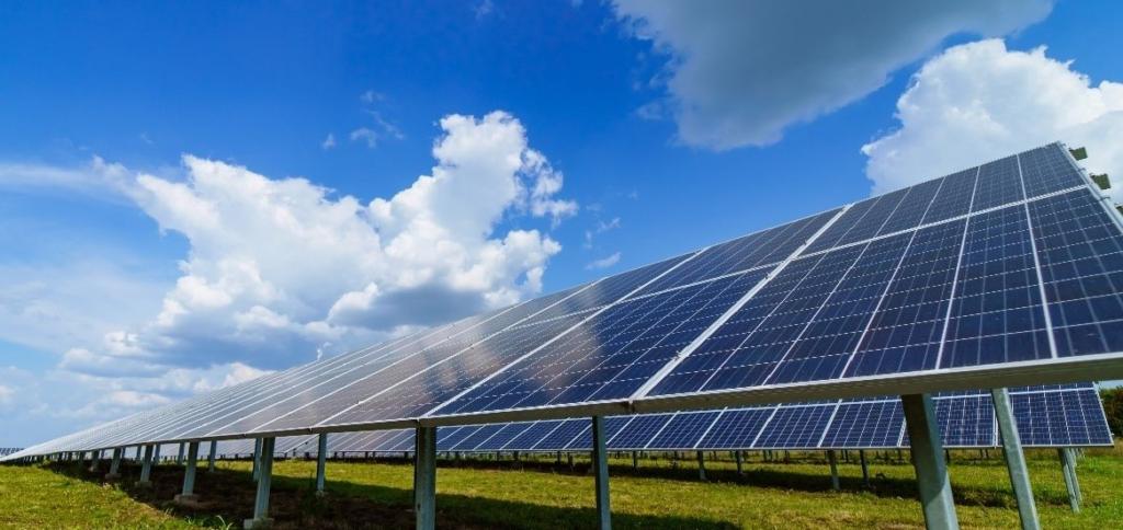 Parque solar en Tastiota