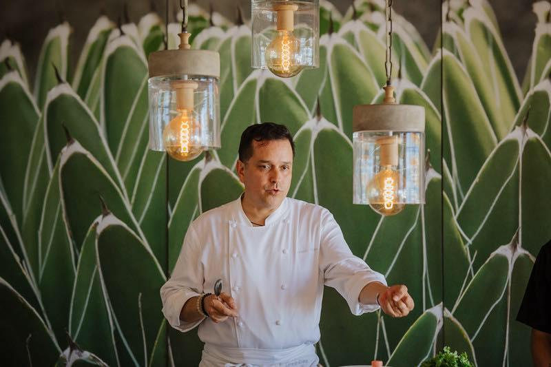 Chef Gerardo Rivera