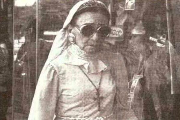 """Foto de Guadalupe """"La novia de Culiacán"""""""