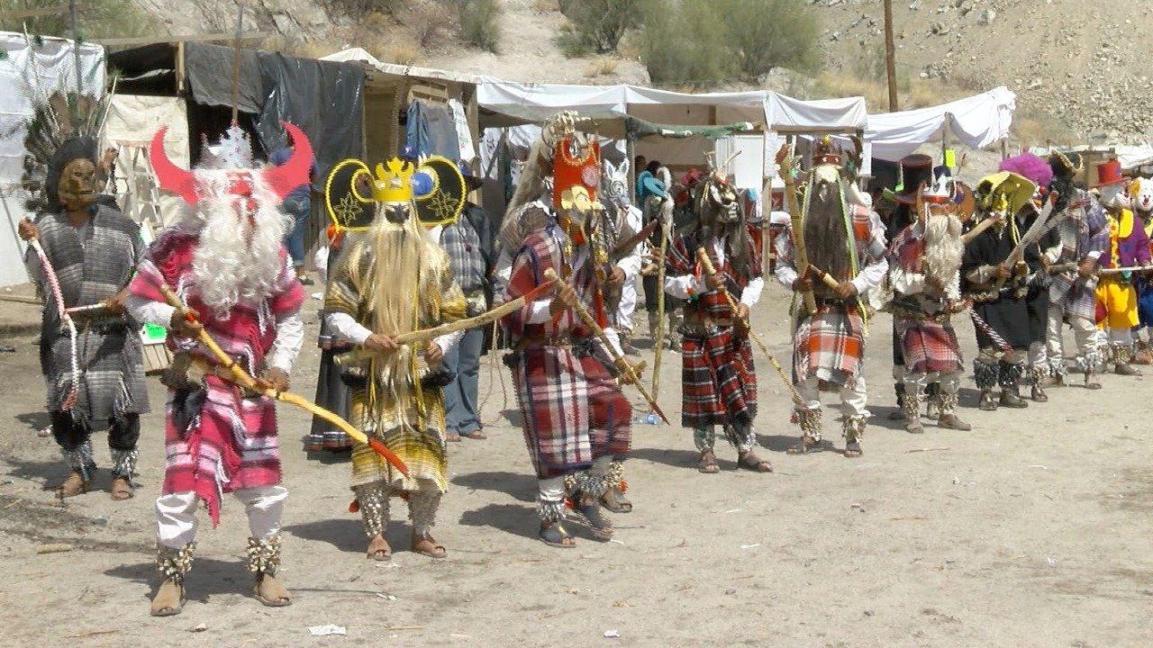 Grupo de fariseos de Hermosillo.