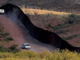 patrulla fronteriza en frontera de Arizona y Sonora