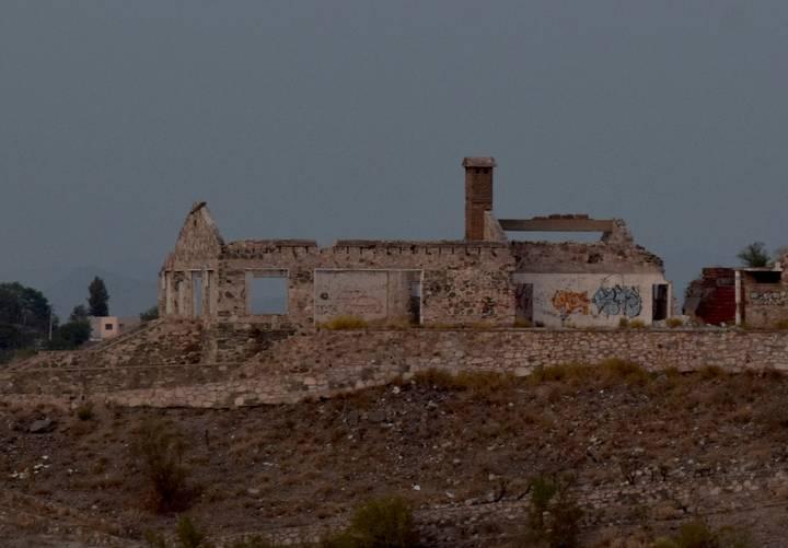 """Ruinas de """"Casino del Diablo"""""""