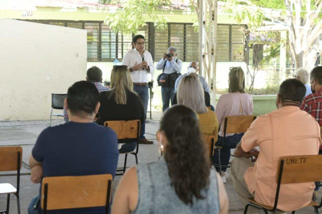 Presentan proyecto de Centros Comunitarios de Aprendizaje en Sinaloa.