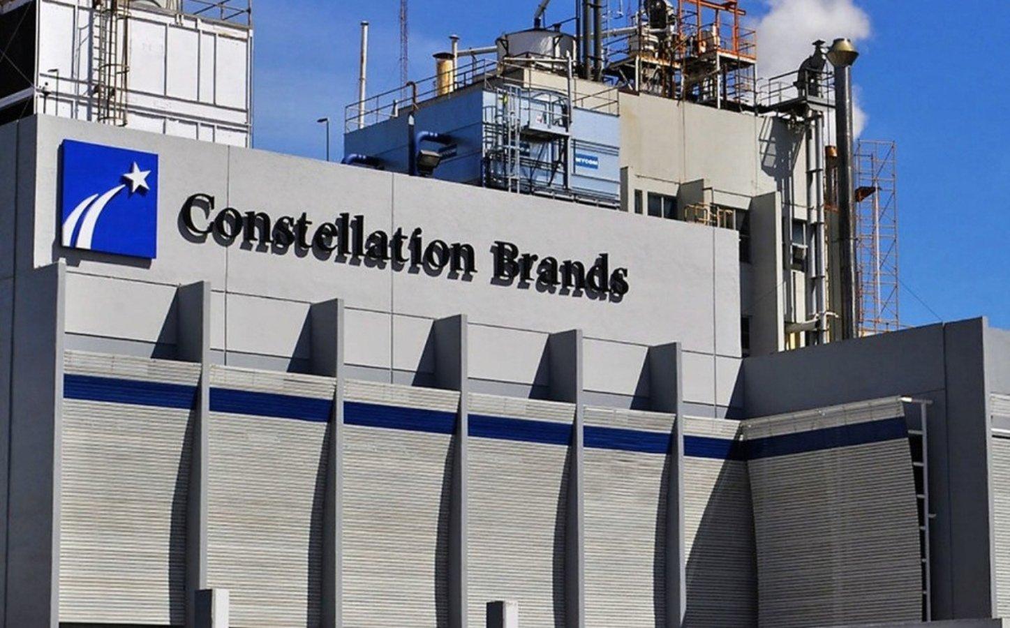 Logotipo de Constellation Brands en Industria