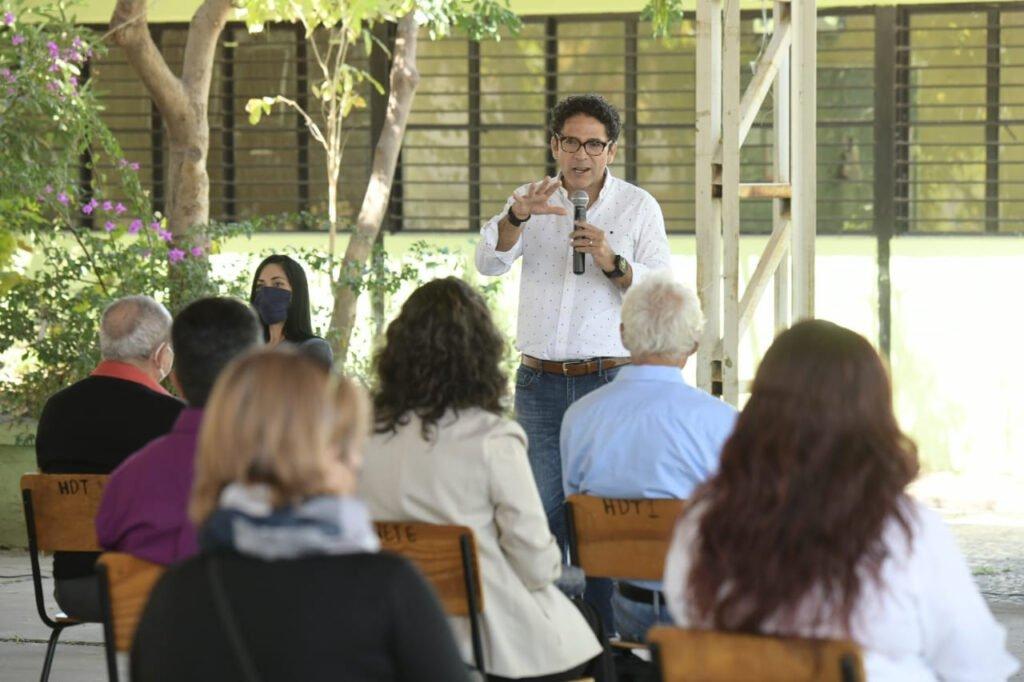 Presentan Centros Comunitarios de Aprendizaje en Sinaloa.