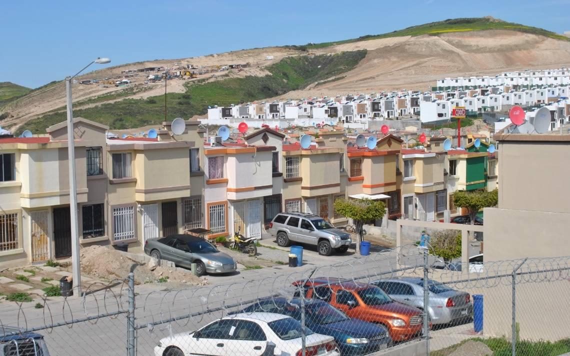 Viviendas infonavit en Tijuana