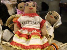 muñecas de tela artesanales
