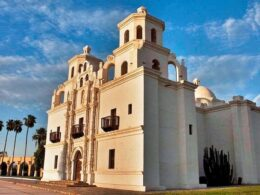 Templo de Caborca en Sonora