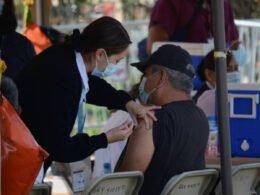 Vacunación de servidores públicos