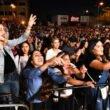 Gente en las Fiestas del Pitic