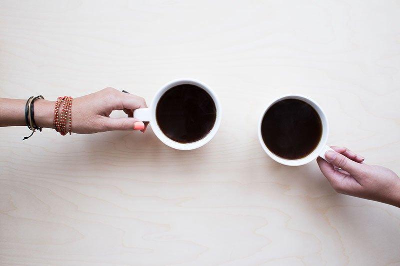 tomar dos tazas de café al día ayuda