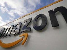 Centro de envíos Amazon