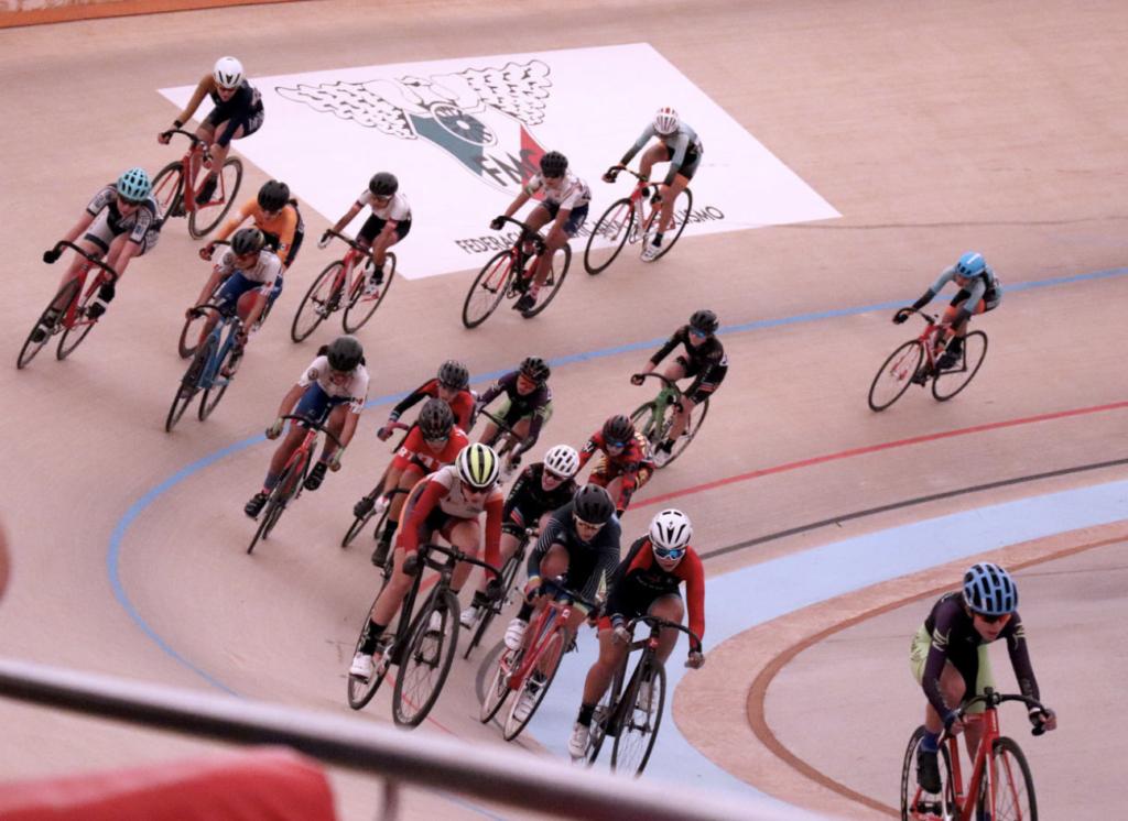 Campeonato Nacional de Ciclismo en Pista