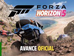 Trailer Forza Horizon 5