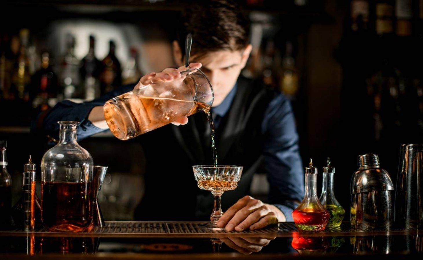 Bartender en Tijuana