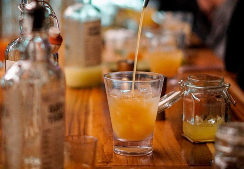 Bebidas preparadas.