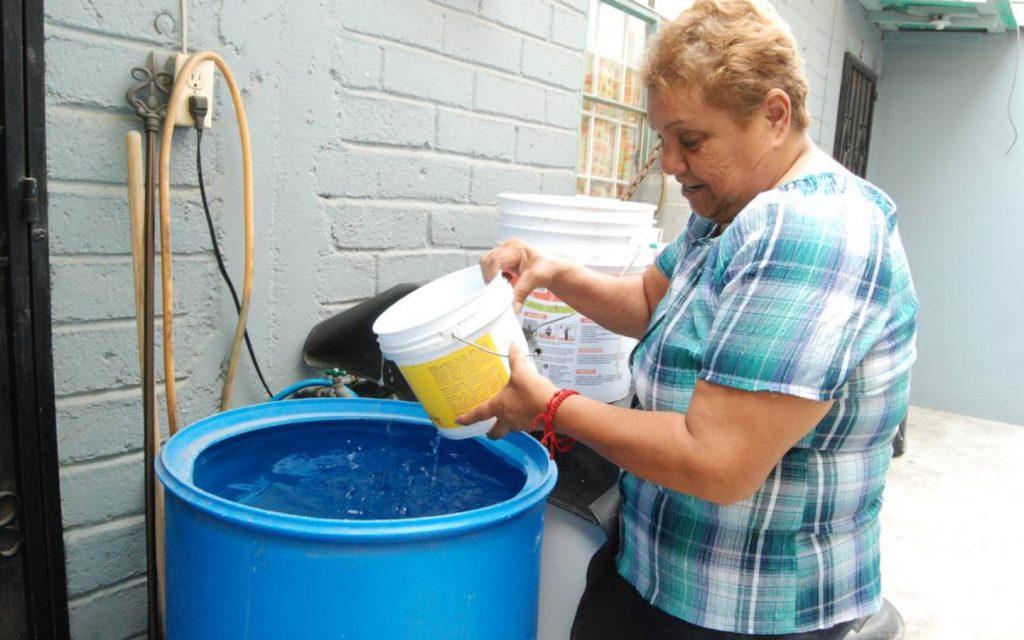 Desabasto de agua en Hmo