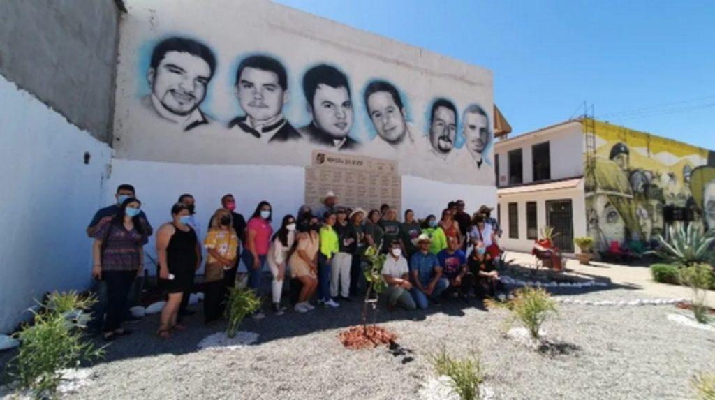 Jardín de la Memoria en Mexicali