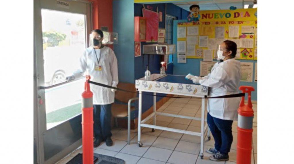 Protocolos sanitarios dentro de guarderías de Sonora