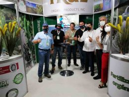 Exposición emprendedores en Infoagro Sinaloa