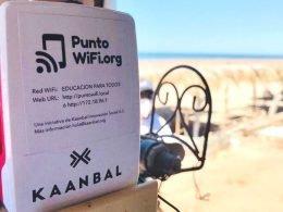Zona de WiFi en Caborca