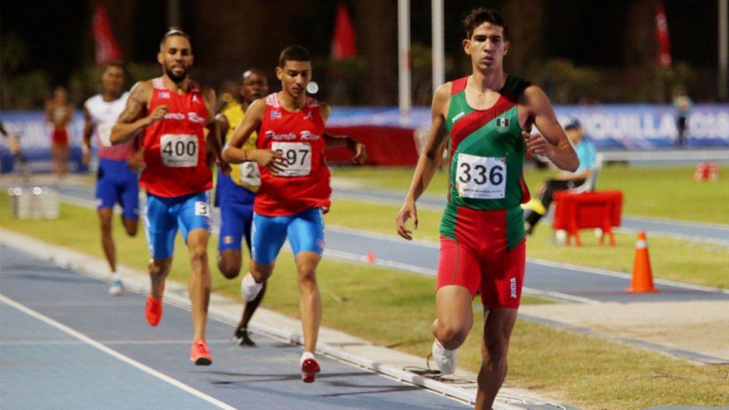 Tonatiú López: deportista sonorense calificado para olímpicos