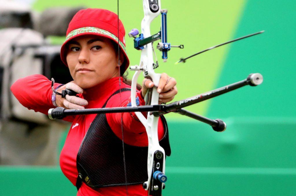 Alejandra Valencia: deportista sonorense