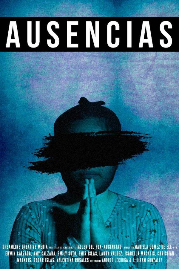 Poster de cortometraje Ausencias.