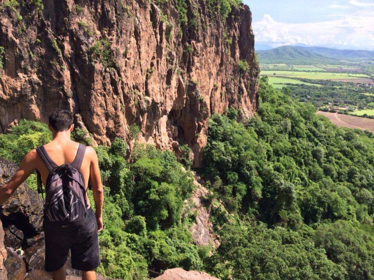 Cascadas de San Antonio en Culiacán, Sinaloa