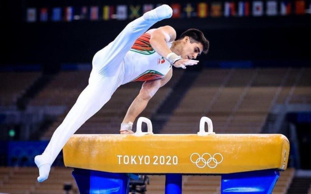 Daniel Corral en Tokio 2020