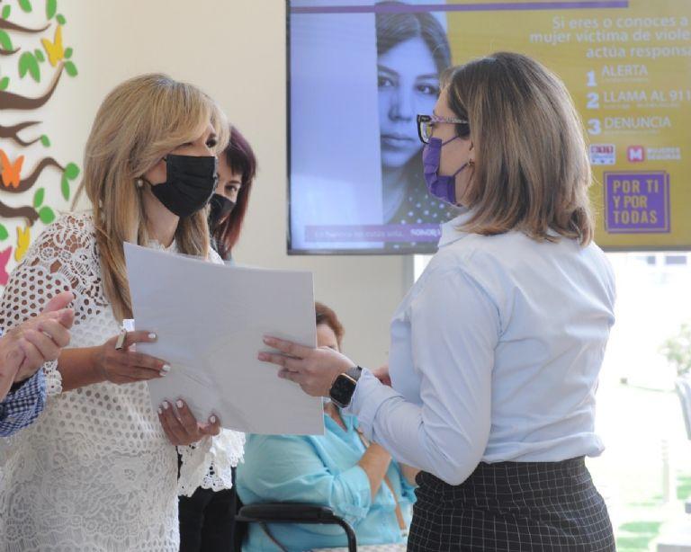 Gobernadora Claudia Pavlovich solicita Alerta de Género para Sonora.