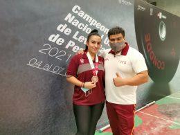 Estudiante de UES gana bronce en Campeonato Nacional