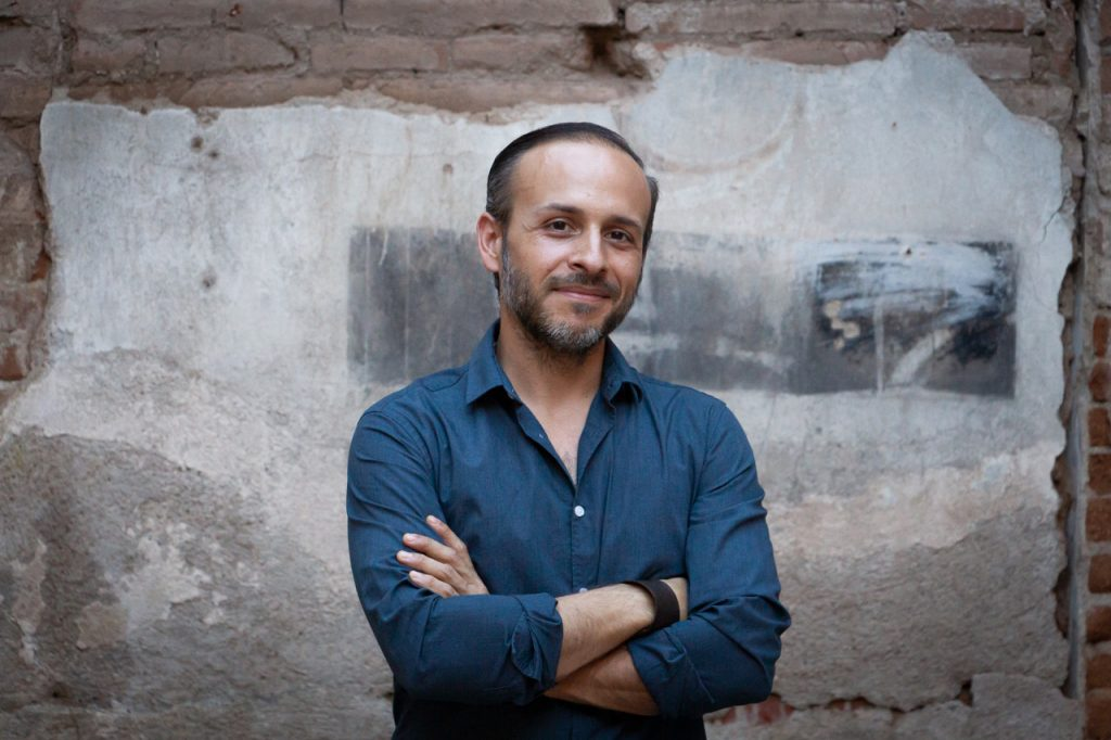 Paulo Galindo, actor y director ejecutivo de la Compañía Teatral del Norte.
