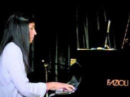 Pianista Marcela Bastidas