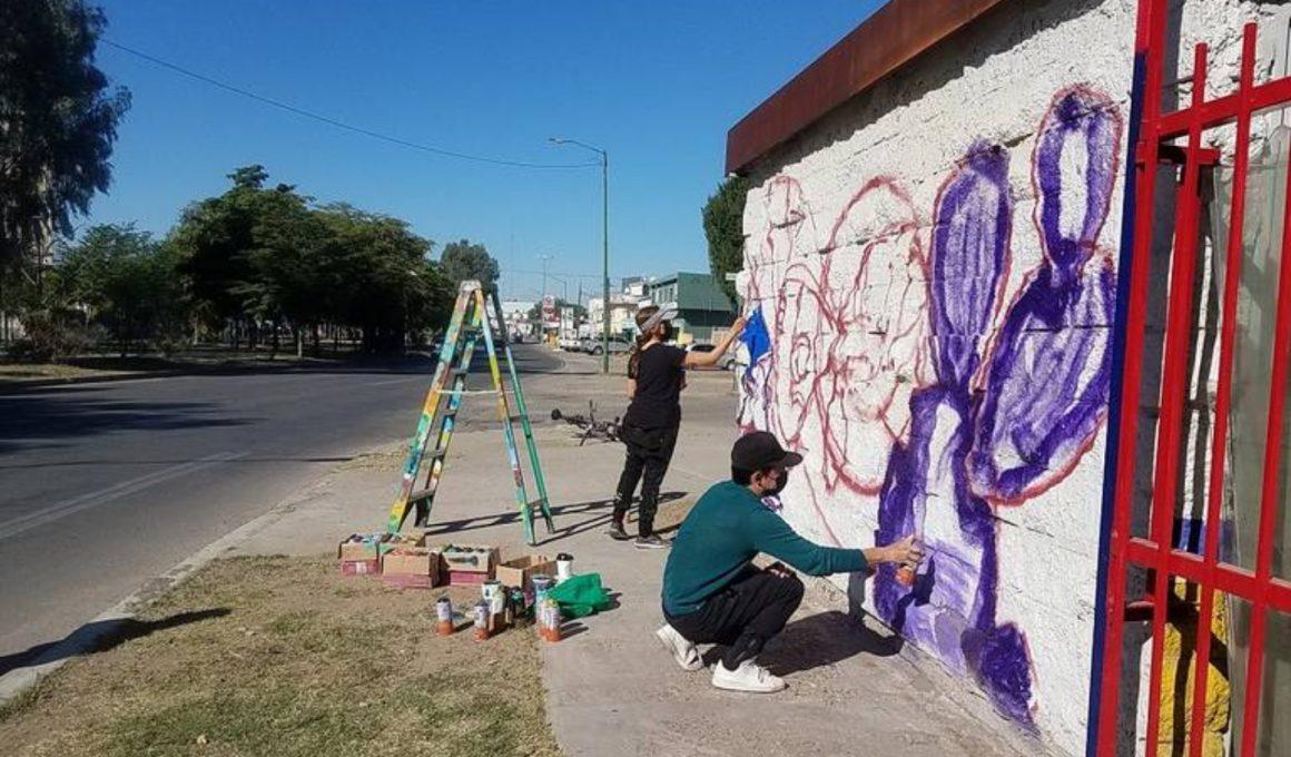 Parque urbano en Hermosillo