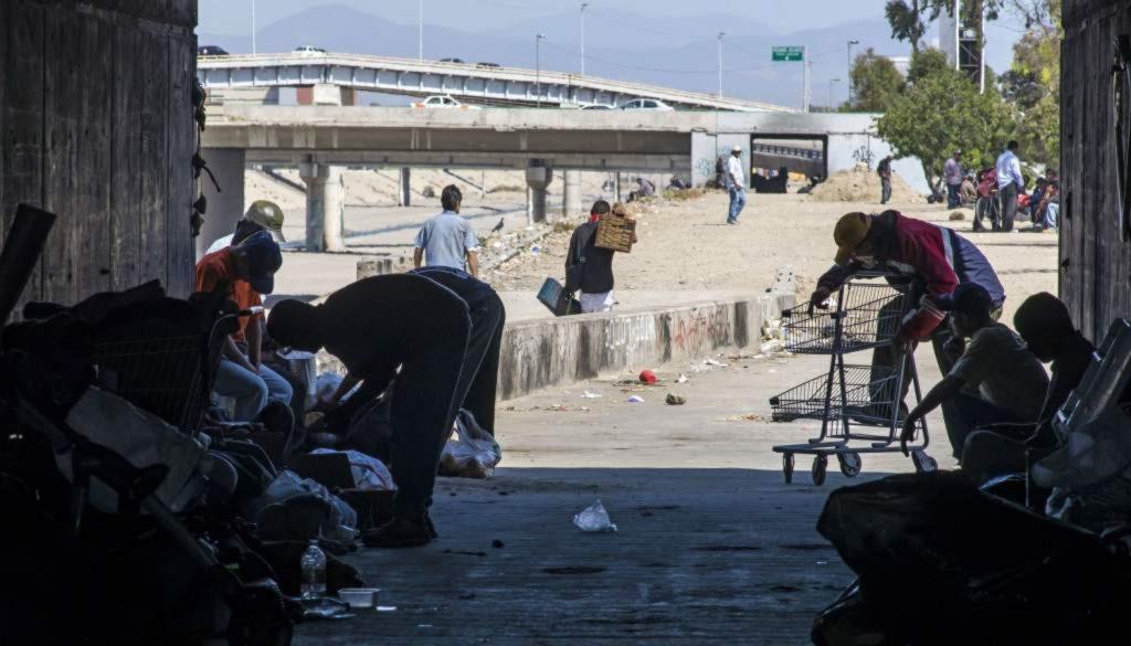 Condiciones del Río Tijuana