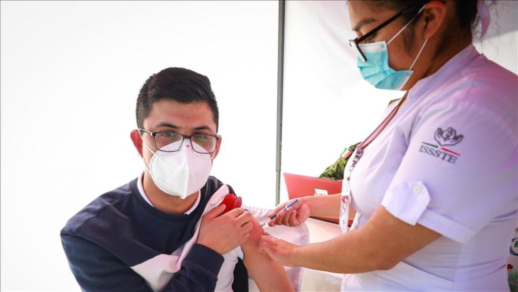Vacunación de Covid-19