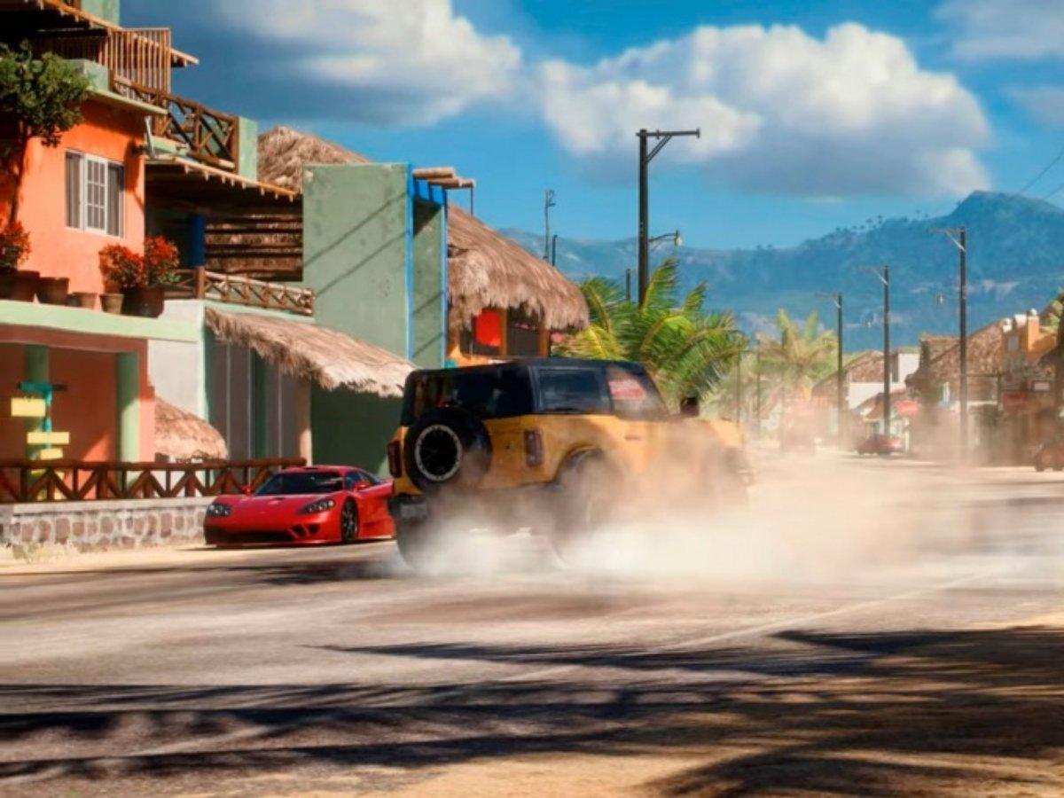 Videojuego Forza Horizon 5