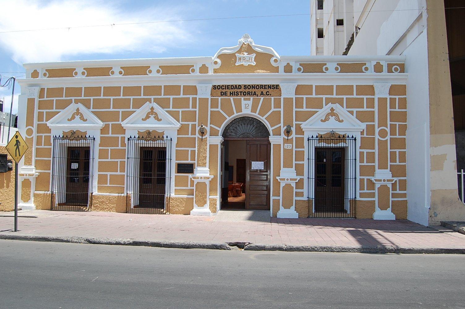 Casa Uruchurtu en Hermosillo