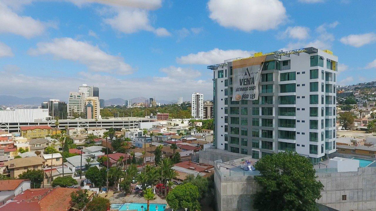 Vista de Tijuana.