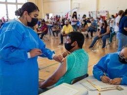 Vacunación en Sonora