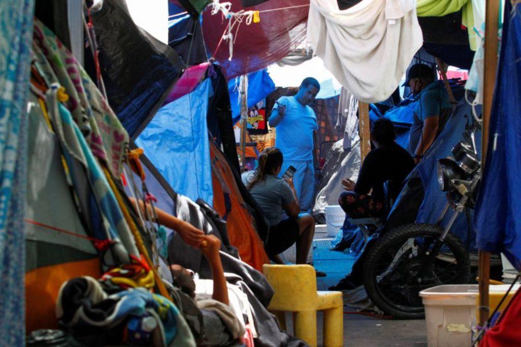 Programa Quédate en México para migrantes