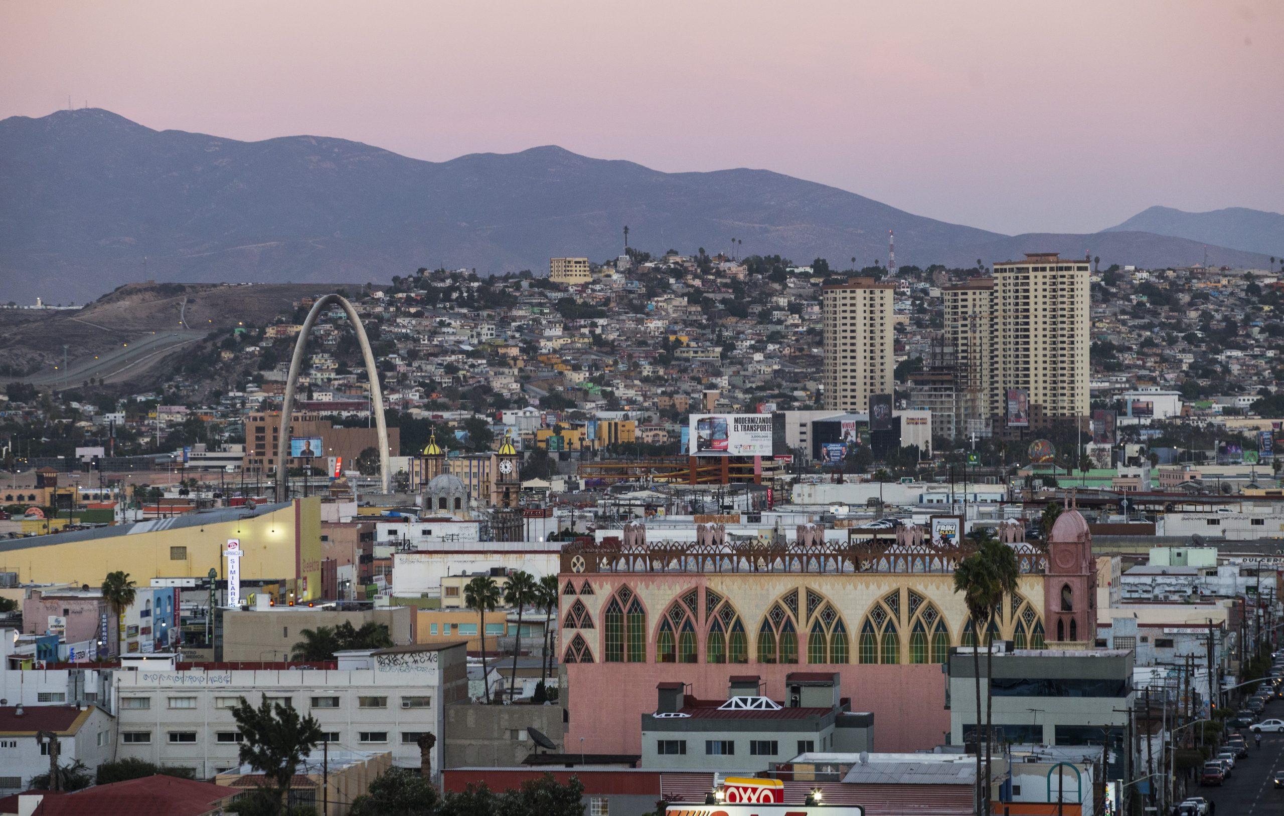 Vista Tijuana.