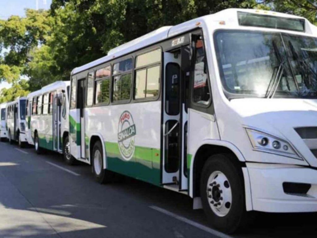 Descuento en transporte a estudiantes de Sinaloa