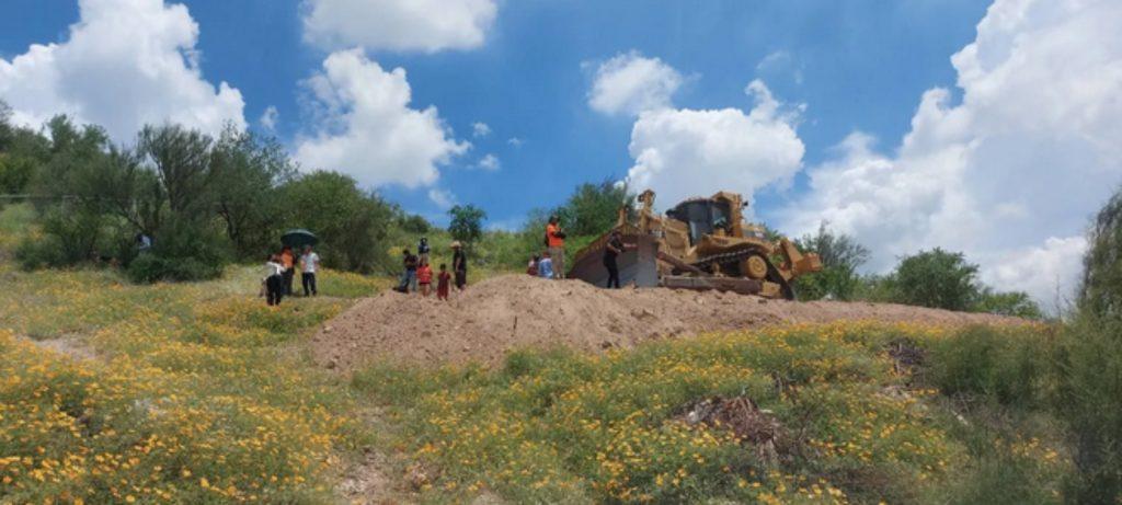 Ambientalistas defienden el Cerro Johnson