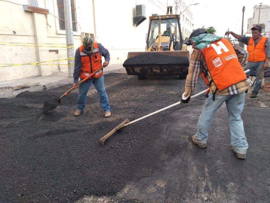 Mejoramiento de calles