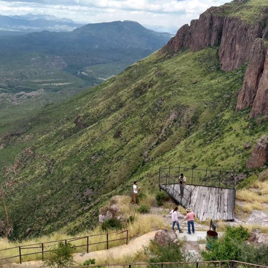Cañon en Huásabas, Sonora